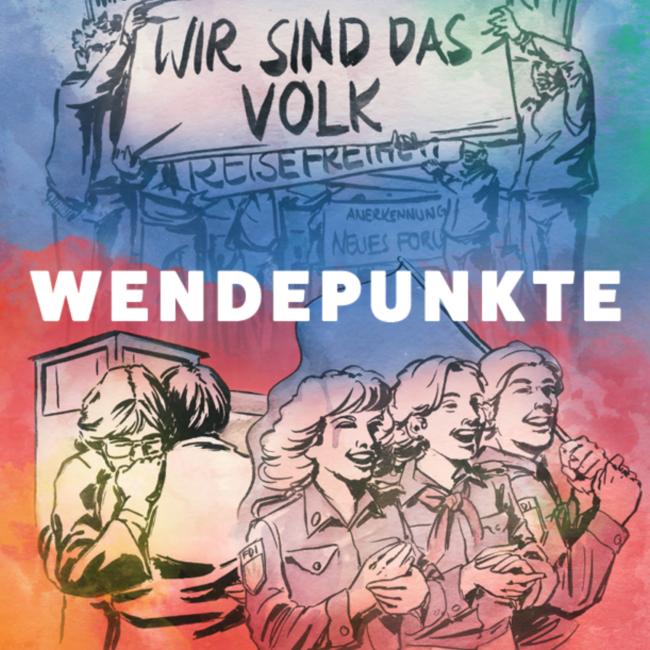 Portfolio Cover Wendepunkte