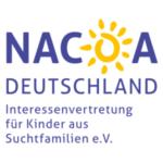 Logo NACOA Deutschland Interessenvertretung für Kinder aus Suchtfamilien e.V.