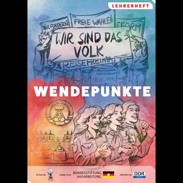 WENDEPUNKTE Lehrerheft Cover